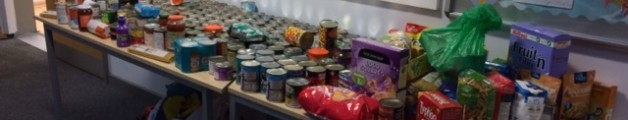 SHP donates to local foodbank