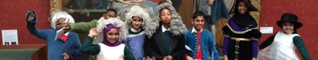 Y6 Art Exhibition Visit