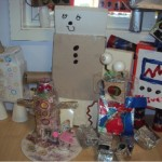 Robots take over Cherry Class!