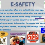 Winning poster launches E-Safety Charter at SHP