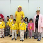 Children in Need fundraising fun!