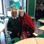 The Queen Visits SHP!