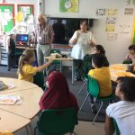 Year 3 Visit from the Synagogue