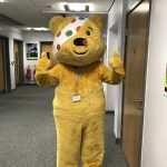 Pudsey Visits SHP!